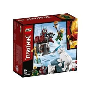 LEGO® NINJAGO 70671 Angriff des Eis-Samurai   Lego