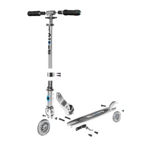 """Sprite alu - Set """"Build your own scooter"""" (bis 100 kg ) 