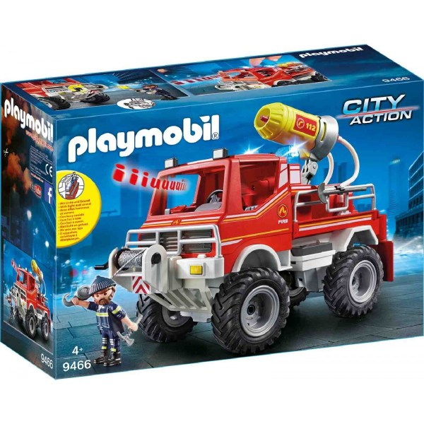 Feuerwehr-Truck   Playmobil