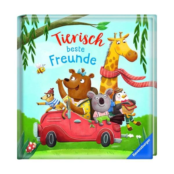 Kindergartenfreunde Tiere-Bilderbuch | Ravensburger Spielverlag
