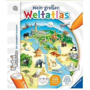 tiptoi® Mein großer Weltatlas | Ravensburger Buchverlag