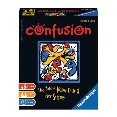 Confusion D-Ravensburger® Kartenspiele | Ravensburger Spielverlag