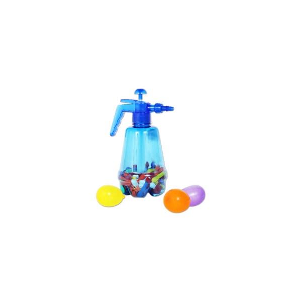 Wasserbombenpumpe inkl, Ballons | Vedes