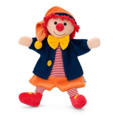 Handpuppe Clown | Sterntaler