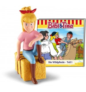 Bibi und Tina - Die Wildpferde - Teil 1   Tonies-Boxine Sales DAB