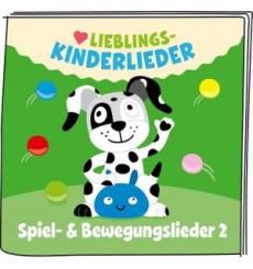 Lieblings-Kinderlieder - Spiel- und Bewegungslieder 2 | Tonies-Boxine Sales DAB