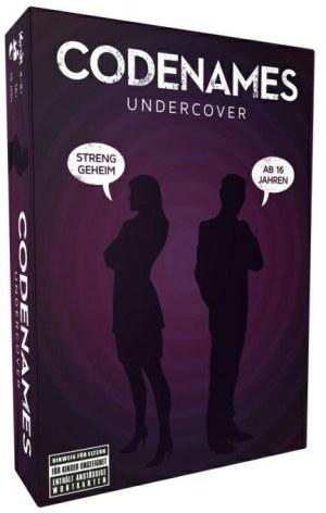 Codenames Undercover | Pro Ludo