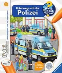 tiptoi® WWW Unterwegs Polizei (Bd22) | Ravensburger Buchverlag