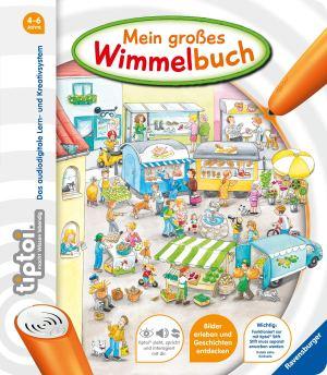 tiptoi® Mein großes Wimmelbuch | Ravensburger Buchverlag