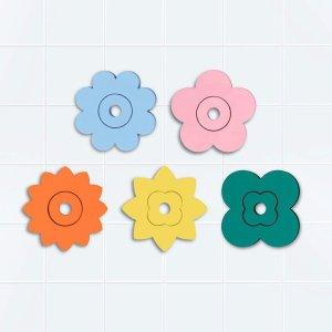 Quutopia Flower Power bath puzzle Sandspielzeug   Manchild