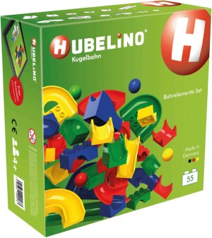 HUBELINO - Kugelbahn Bahnelemente Set | Vedes