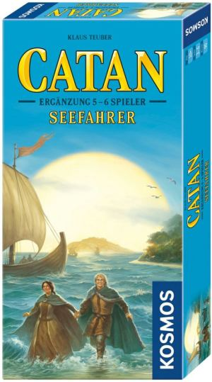 Catan Seefahrer 5-6 | Kosmos
