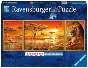 Afrikanische Impressionen 1000p-1000 Teile | Ravensburger Spielverlag