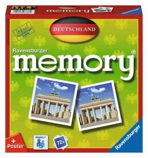 Deutschland memory® D-Gesellschaftsspiele | Ravensburger Spielverlag
