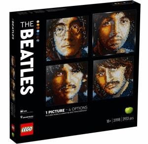 Lego Zebra The Beatles | Lego
