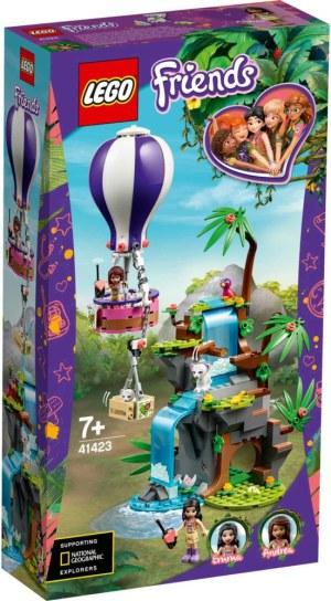 LEGO® Friends 41423 Tiger-Rettung mit Heißluftballon | Lego