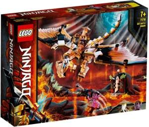 LEGO® NINJAGO 71718 Wus gefährlicher Drache | Lego