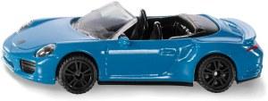 Porsche 911 Turbo S Cabriolet | SIKU