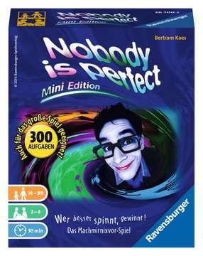 Nobody is Perfect Mini D-Ravensburger® Kartenspiele | Ravensburger Spielverlag