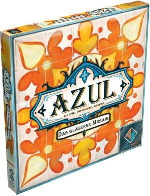 Azul: Das gläserne Mosaik [Erweiterung] (Next Move Games)   Pegasus Spiele