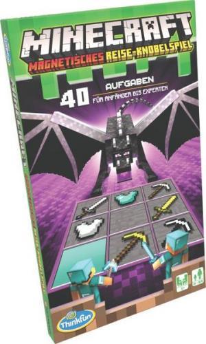 Minecraft Magn.Reisesp.VE6D-ThinkFun | Ravensburger Spielverlag