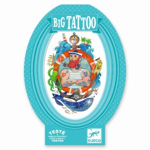 Big tattoo: Bizeps | Djeco