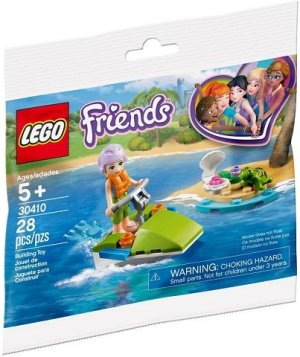 LEGO® Friends Schildkröten-Rettung | Lego
