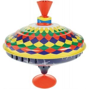 Brummkreisel Multicolor 19cm | Simm