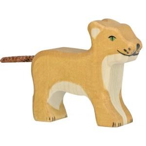Löwe, klein, stehend | Gollnest