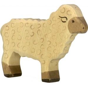 Schaf, stehend | Gollnest