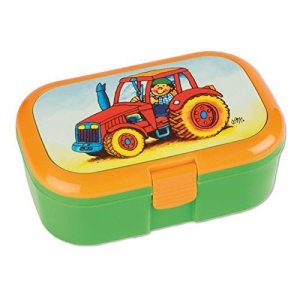Lunchbox Traktor | Lutz Mauder
