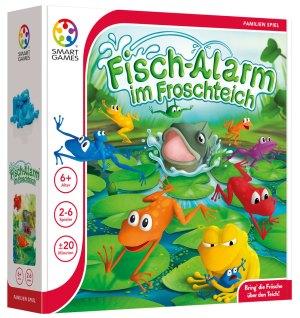 FISCH ALARM im FROSCHTEICH | Smart Toys and Games
