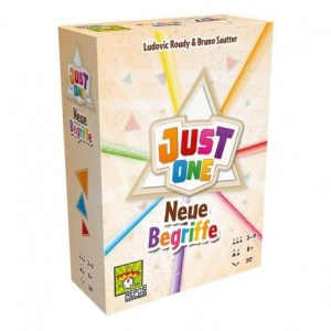 Just One* Neue Begriffe | Pro Ludo