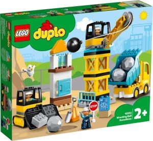 LEGO® DUPLO® 10932 Baustelle mit Abrissbirne | Lego