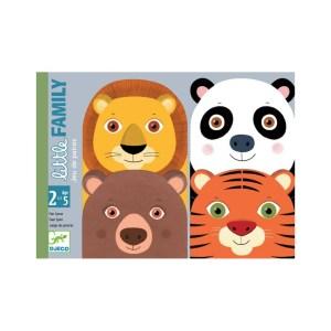 Kartenspiel für Kleine: Little Family | Djeco