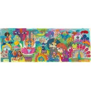 Puzzle Gallerie: Magic India | Djeco