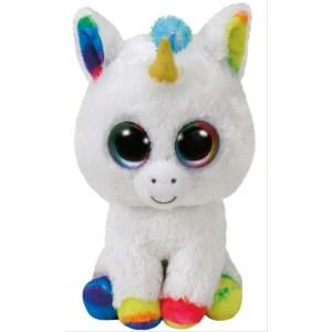 Pixy Unicorn White Beanie Boos | Ty UK