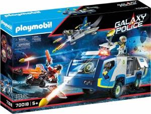 Galaxy Police-Truck | Playmobil