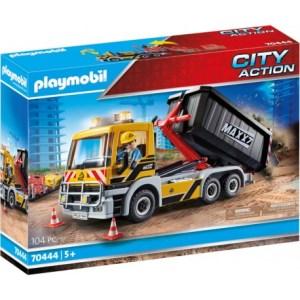 LKW mit Wechselaufbau | Playmobil