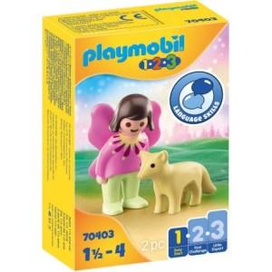 Feenfreundin mit Fuchs | Playmobil