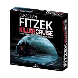 Sebastian Fitzek Killercruise   Moses