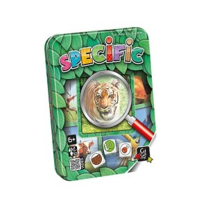 Specific | Smart Toys and Games