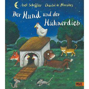 Scheffler, Marolles, Hund, Hühner, Dieb | Beltz