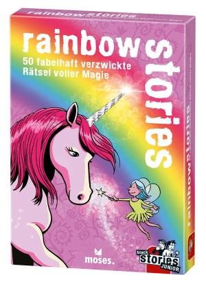 black stories junior: rainbow | Moses