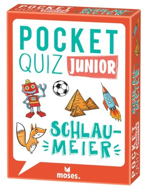Pocket Quiz junior Schlaumeie | Moses