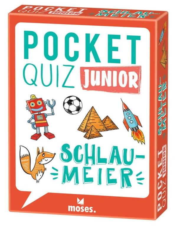 Pocket Quiz junior Schlaumeie   Moses