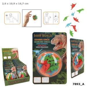 Dino World Krabbel-Dinos | Depesche