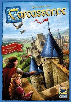 Carcassonne, neue Edition | Pro Ludo