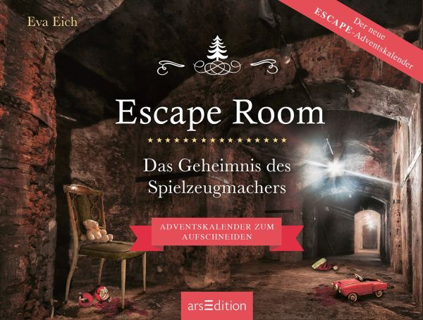 AK Escape Room: Geheimnis | Ars Edition