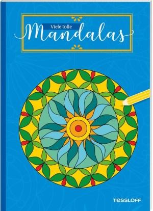 Viele tolle Mandalas. Für Kin | Tessloff Verlag